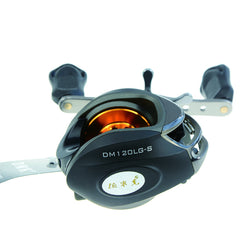 DMK 10 BB Left/Right Hand Baitcasting Reel 6.3:1