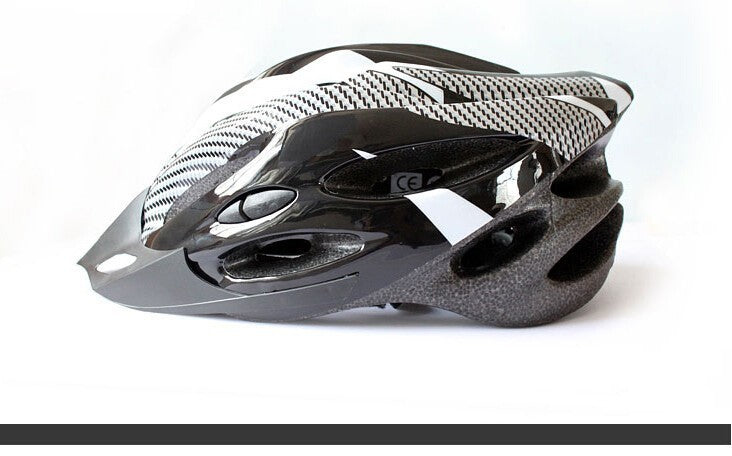 Ultralight  Breathable Cycling Helmet With Visor For Women & Men Accessories