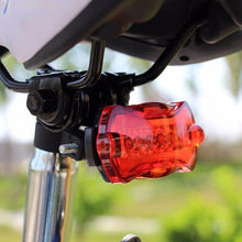 Rear Cycling Tail Light Accessories