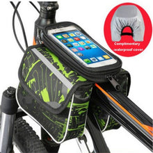 Bicycle Frame Front Tube Rainproof Bag Accessories