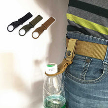 One Piece Carabiner Water Bottle Belt Clip Holder accessories