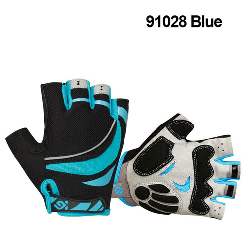 CoolChange Men and Women GEL Half Finger Cycling Apparel Gloves