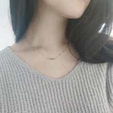 Nova Necklace (Moonstone) - Thoughts Accessories