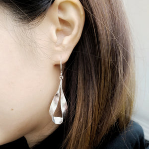 Dancing Ribbon Earrings, Earrings - Thoughts Accessories