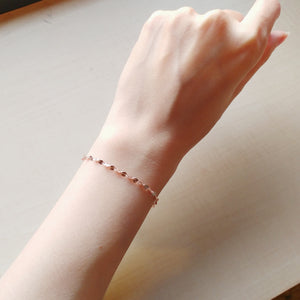 Carolina Rose Gold Bracelet - Thoughts Accessories