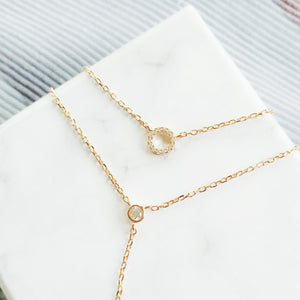 Allure Necklace, Necklaces - Thoughts Accessories