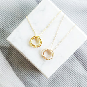 Harmony Necklace, Necklaces - Thoughts Accessories