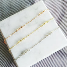 Trinity Anklet, Anklets - Thoughts Accessories