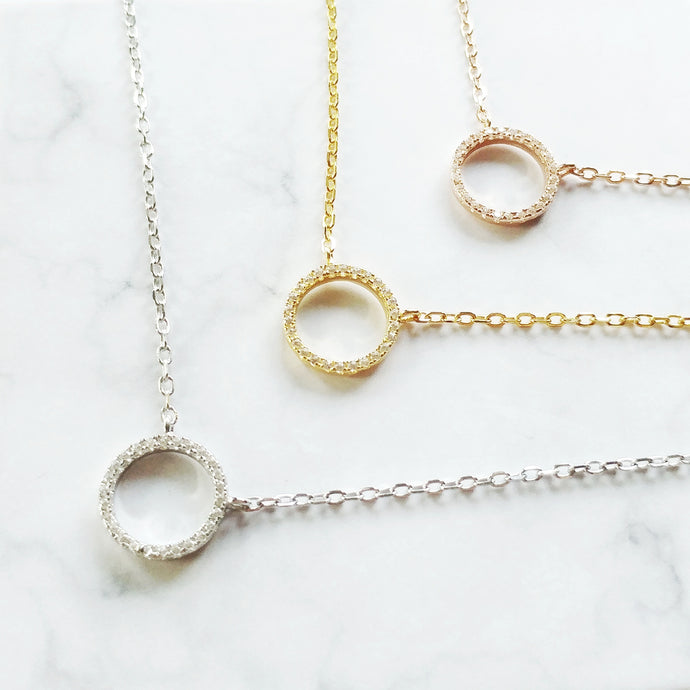 Karma Necklace, Necklaces - Thoughts Accessories