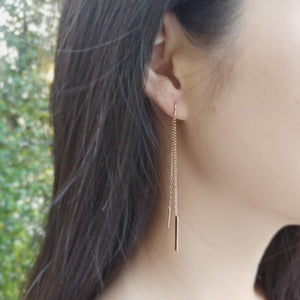 Flow Earrings, Earrings - Thoughts Accessories