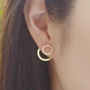 Goddess Earrings, Earrings - Thoughts Accessories