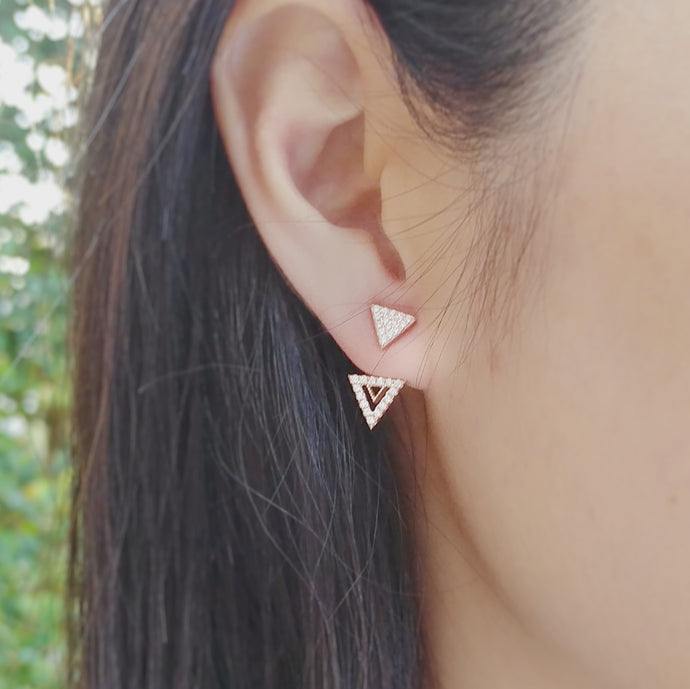 Connect Earrings - Thoughts Accessories