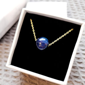 Mystic Necklace (Blue Tiger Eye), Necklaces - Thoughts Accessories