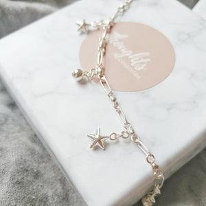 Galaxy Mother & Daughter Matching Bracelets - Thoughts Accessories
