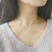 Mode Choker Necklace - Thoughts Accessories