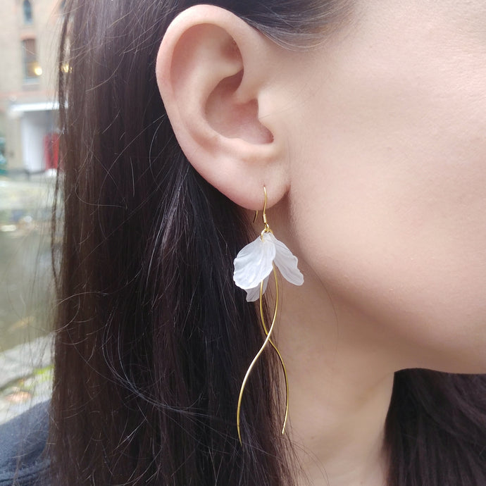 Flora Earrings, Earrings - Thoughts Accessories