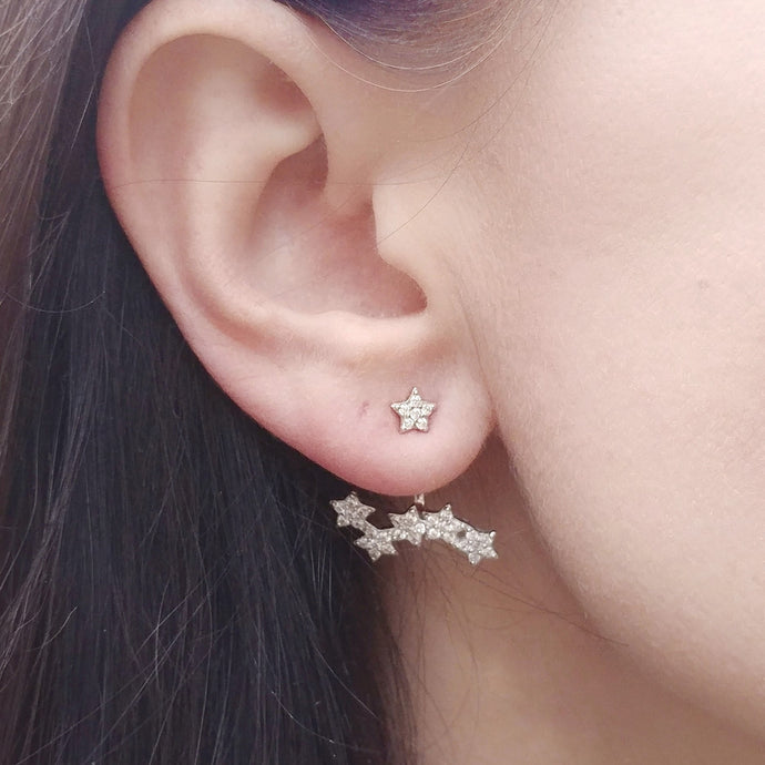 Starstruck Earrings - Thoughts Accessories