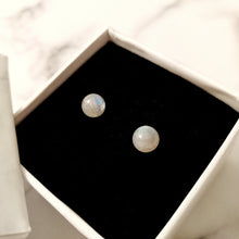 Serene Earrings (Moonstone), Earrings - Thoughts Accessories