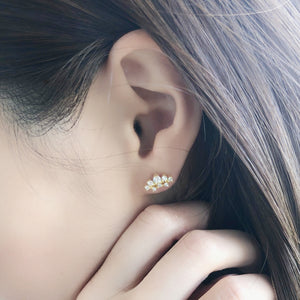Tiara Earrings - Thoughts Accessories