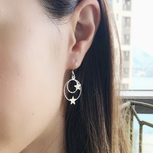 Stardust Earrings, Earrings - Thoughts Accessories