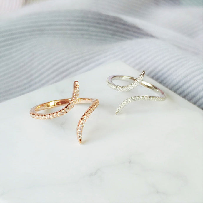 Posh Ring, Rings - Thoughts Accessories