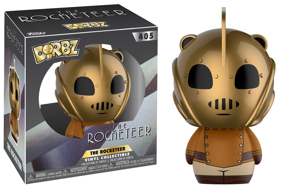 Dorbz: Movies - Rocketeer