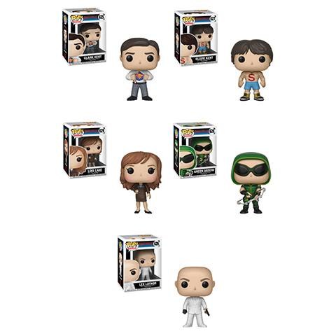 Pop! Television: Smallville - Bundle