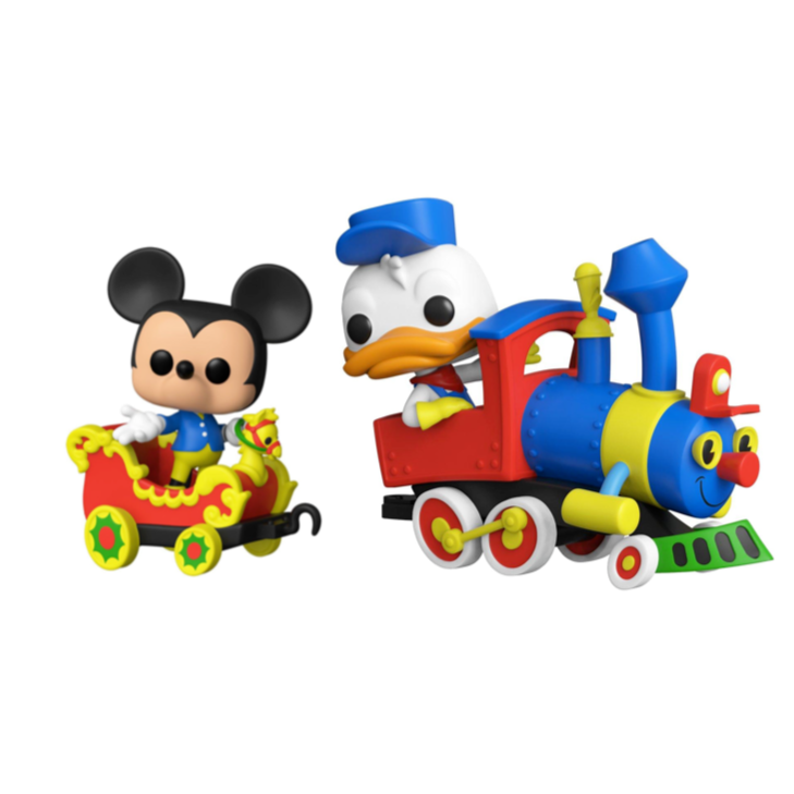 Pop! Train: Casey Jr - Disney 65th Anniv.