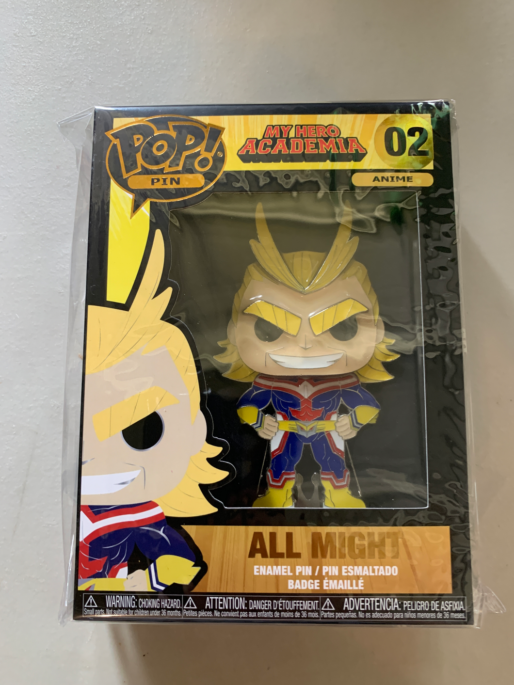 Pop! Pin: My Hero Academia