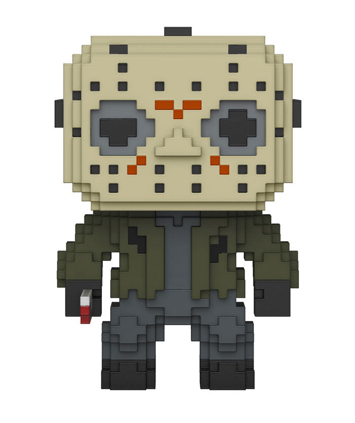 Pop! 8 Bit - Horror - JASON