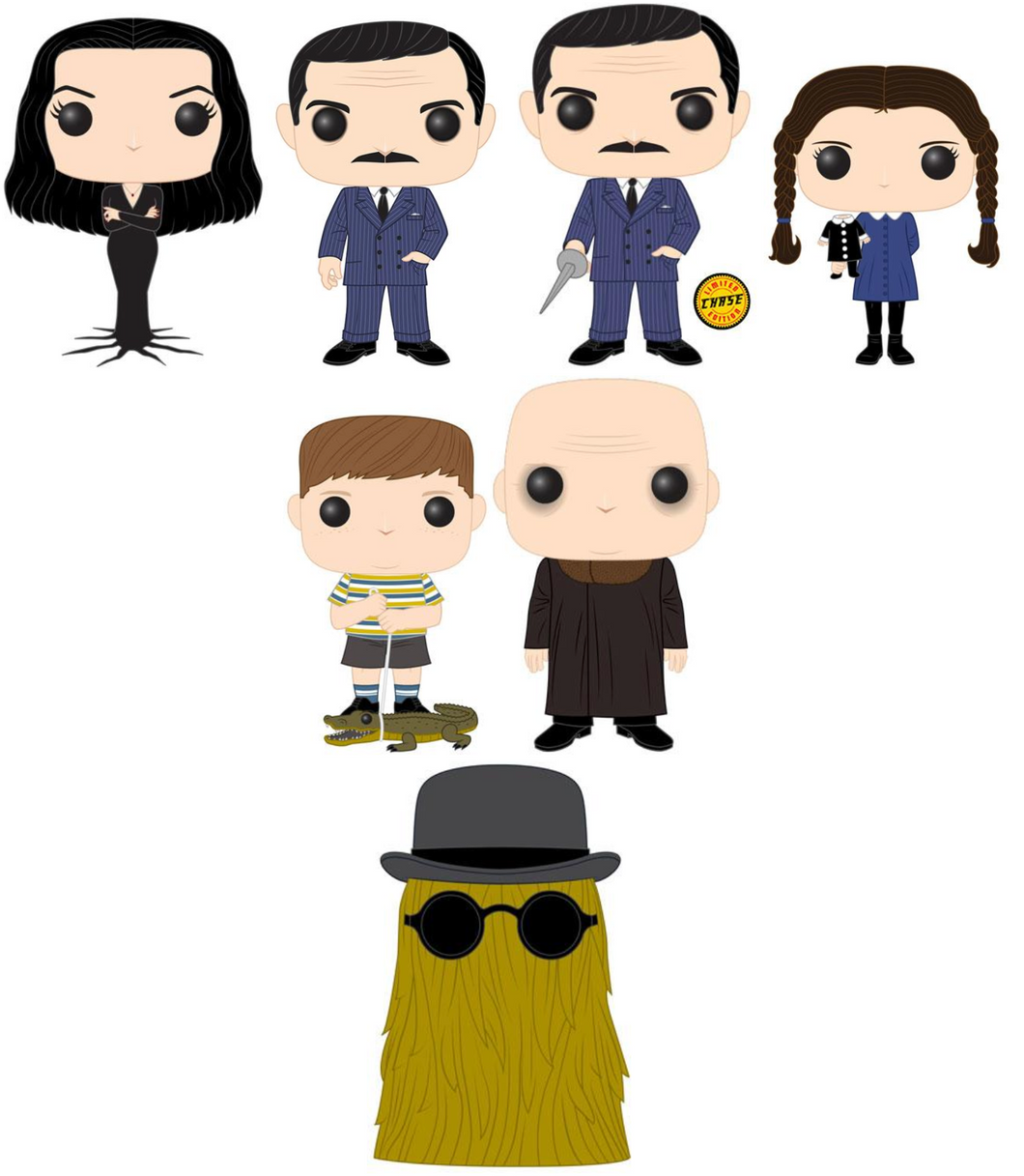 Pop! Television: Adams Family - BUNDLE