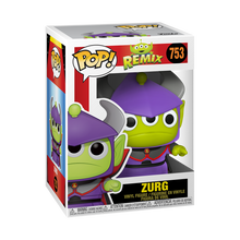 Pop! Pixar: Alien Remix Wave 1