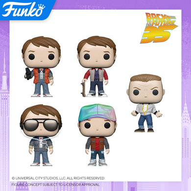 Pop! Movies: Back To The Future