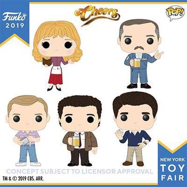 Pop! Television: Cheers
