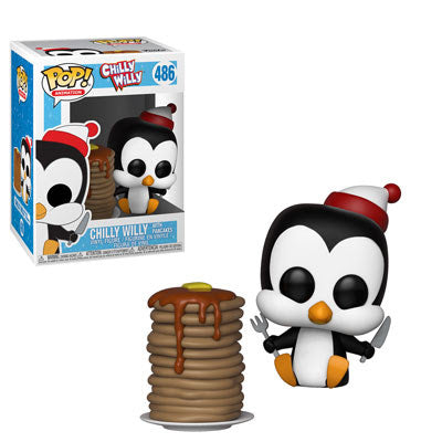 Pop! Animation: Chilly Willy w/Pan