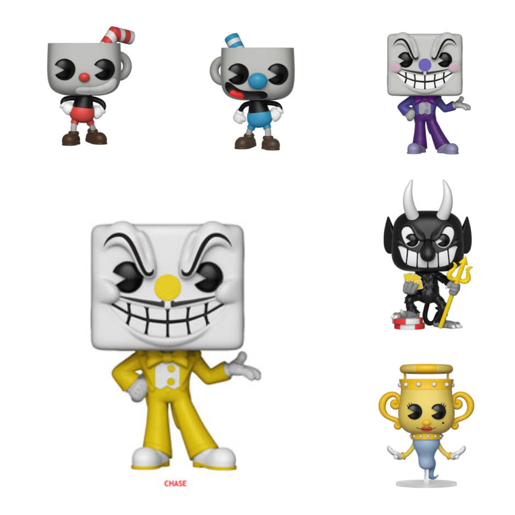 Pop! Animation: Cuphead - BUNDLE!