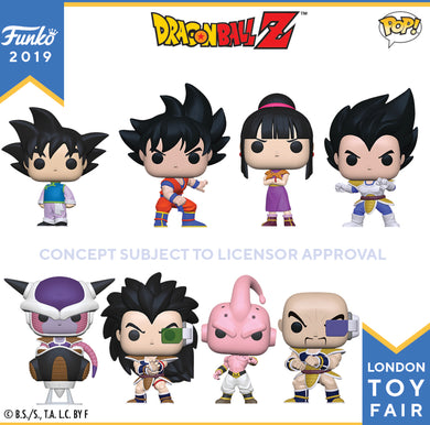 Pop! Animation: Dragonball Z - Bundle