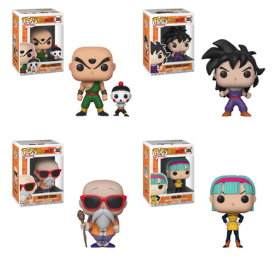 Pop! Animation: DBZ - Bundle