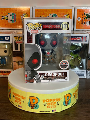Pop! Marvel: Deadpool (X-Force Two Swords)
