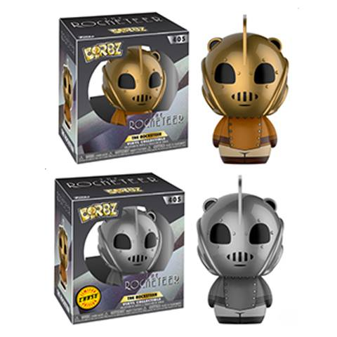 Dorbz: Movies - ROCKETEER w/Chase