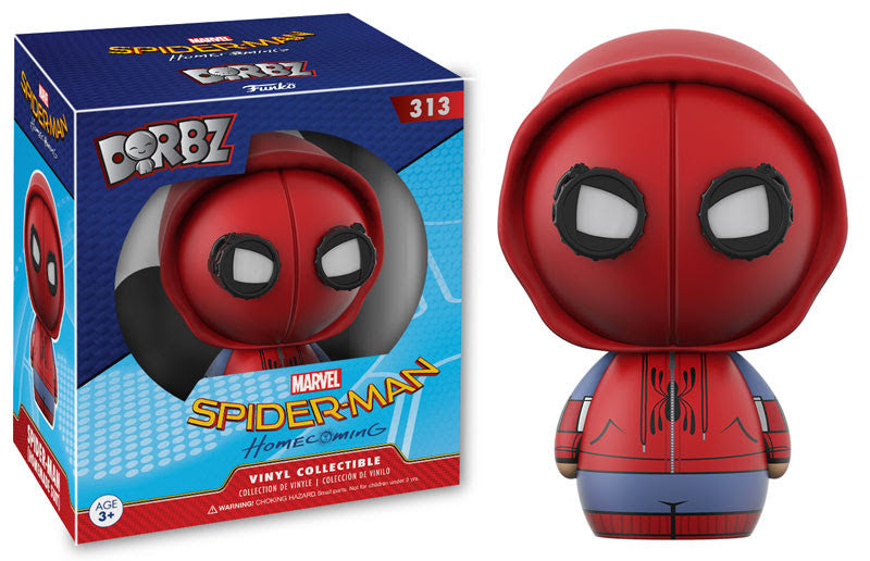 Dorbz: Marvel: Spider-Man Homecoming - SPIDER-MAN (Homemade Suit)