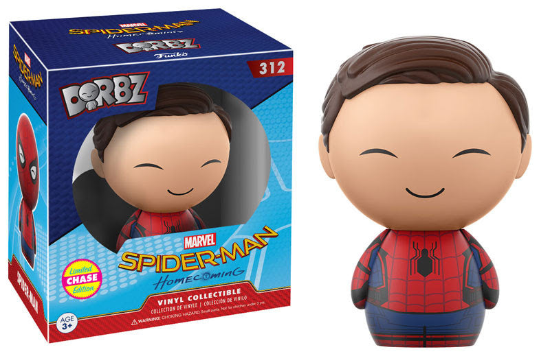 Dorbz: Marvel: Spider-Man Homecoming - SPIDER-MAN (CHASE)