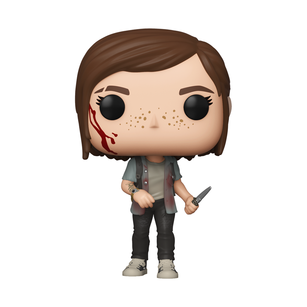 Pop! Games: The Last Of Us 2 - Ellie