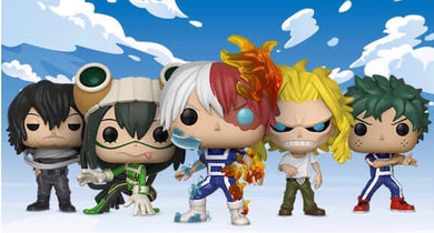 Pop! Animation: My Hero Academia
