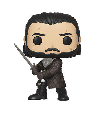 Pop! Game of Thrones Season 8- Jon Snow