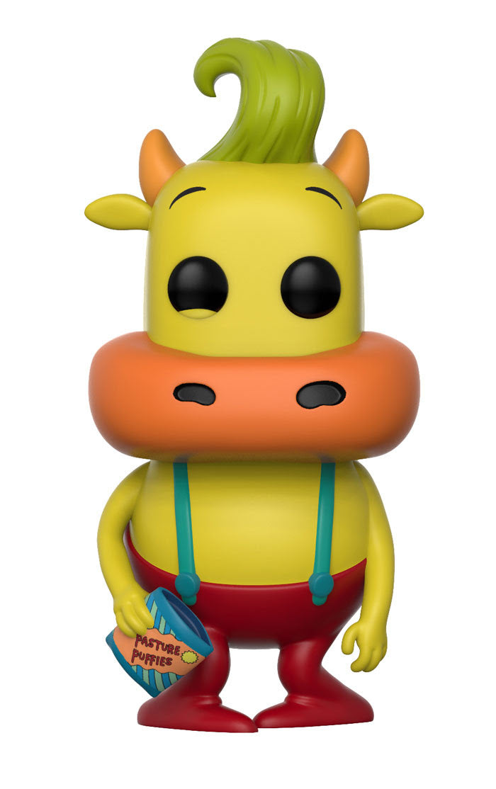 Pop! Television: Rocko's ML - HEFFER