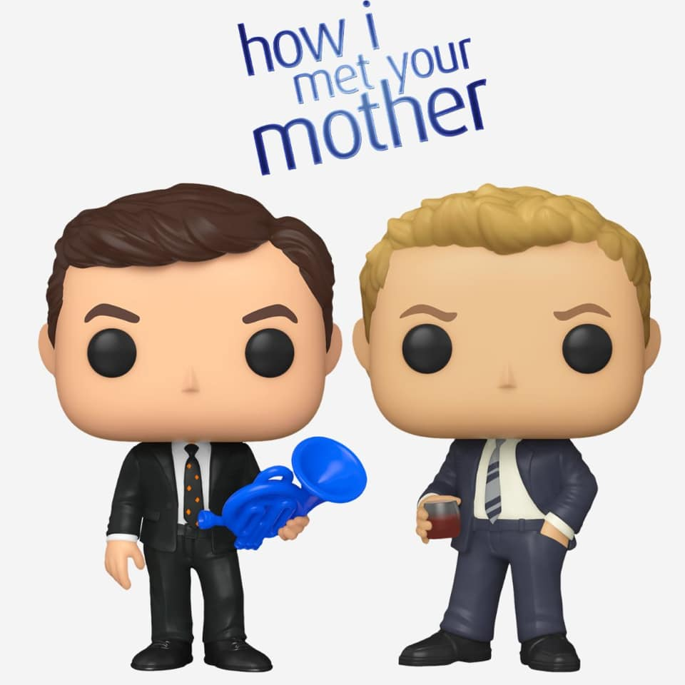 Pop! Television: How I Met Your Mother