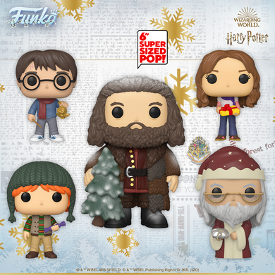 Pop! Harry Potter: Holiday 2020
