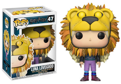 Pop! Harry Potter: LUNA LOVEGOOD