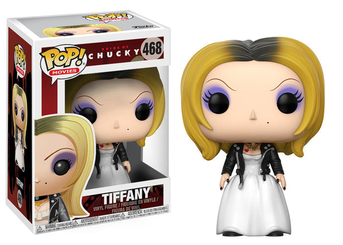 Pop! Movies: Bride of Chucky - TIFFANY